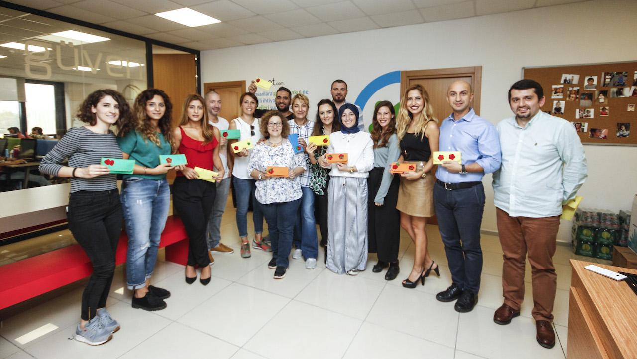 Zingat.com, kadınların üretime katılmasına destek veriyor