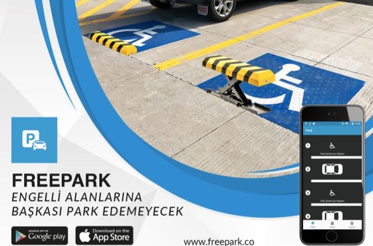 Engellilere yönelik sosyal girişim Freepark ile tanışın