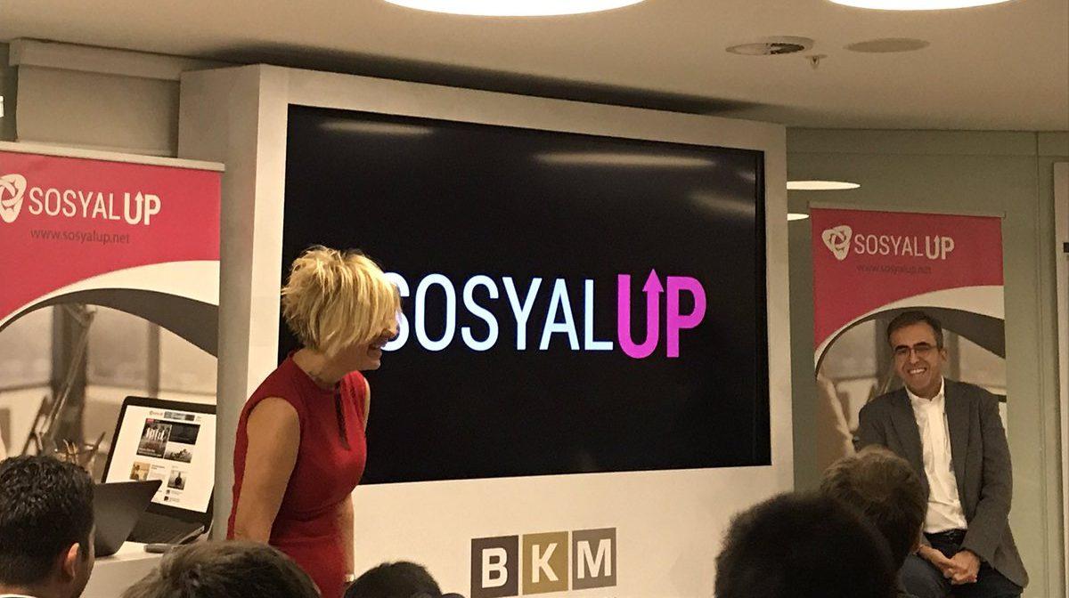Aykut Kadir Kurt'un kaleminden SosyalUp
