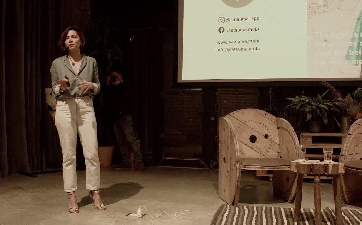 Modada sosyal fayda platformu: Satsuma