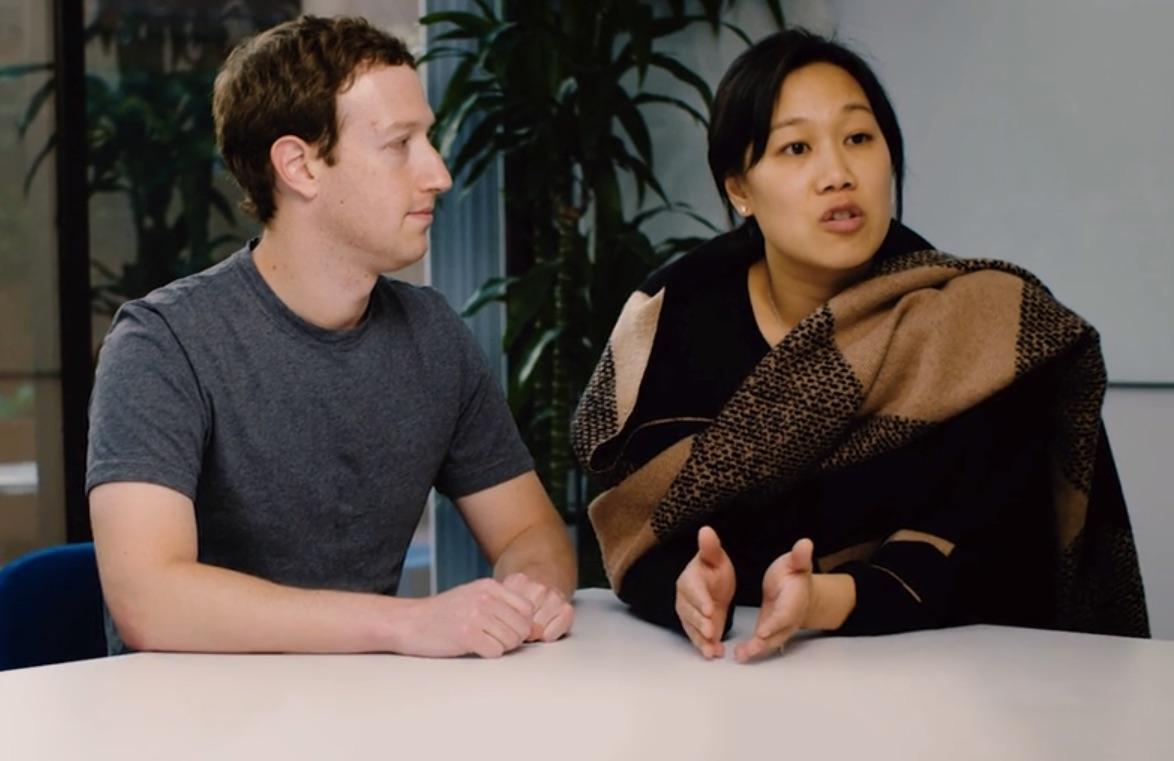 Facebook CEO'sundan, Chan Zuckerberg Initiative için yeni finansman