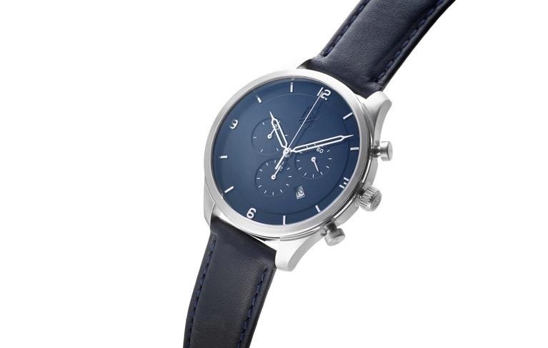 Kârının %100'ünü bağışlamaya hazır bir saat markası: Bolder Watch LLC