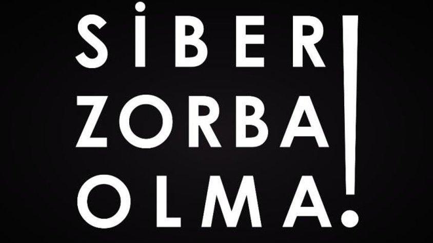 """""""Siber Zorba Olma"""" projesine sosyal sorumluluk ödülü"""