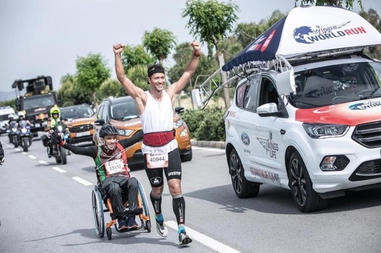 Wings for Life World Run'ın Türkiye ayağı koşuldu