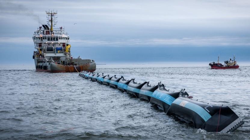 The Ocean Cleanup ile tanışın