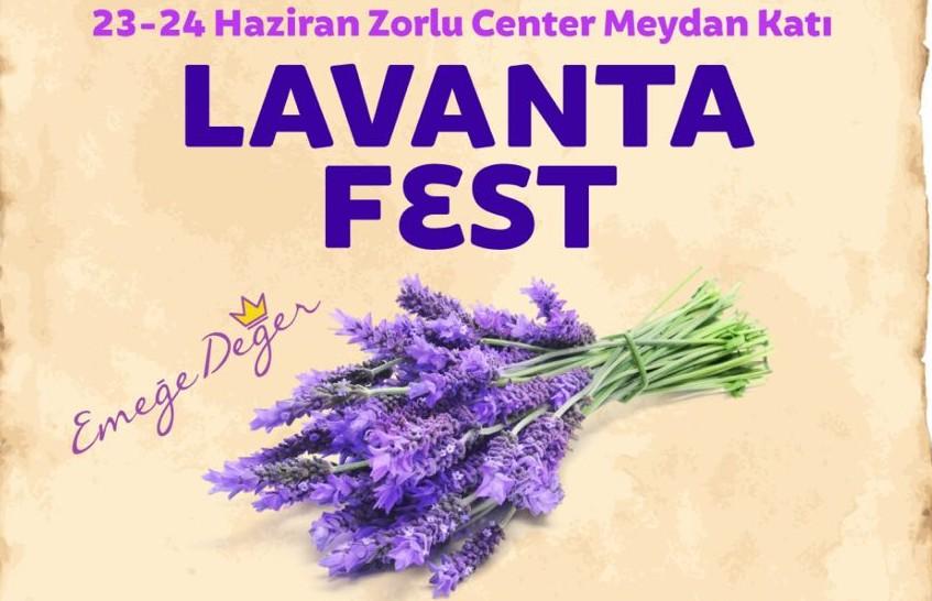 Foodmorning'in düzenlediği Lavanta Festivali TOÇEV yararına yapılacak
