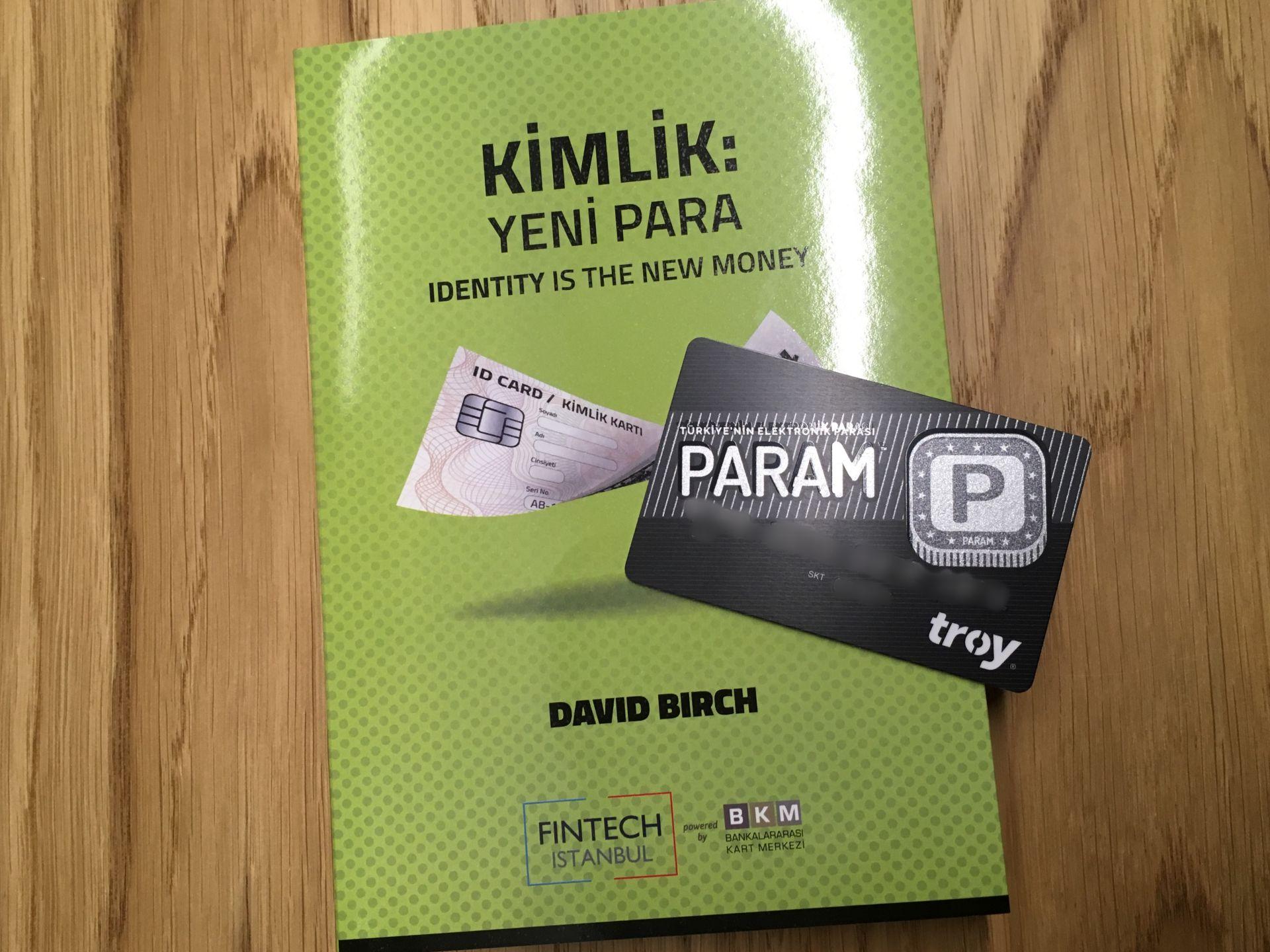 """""""Kimlik: Yeni Para"""" kitabı ve 30 TL yüklü ön ödemeli Troy kartı kazanma şansı!"""