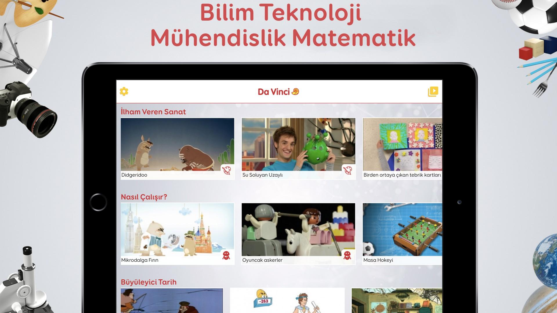 Da Vinci Kids'den mobil yaz okulu