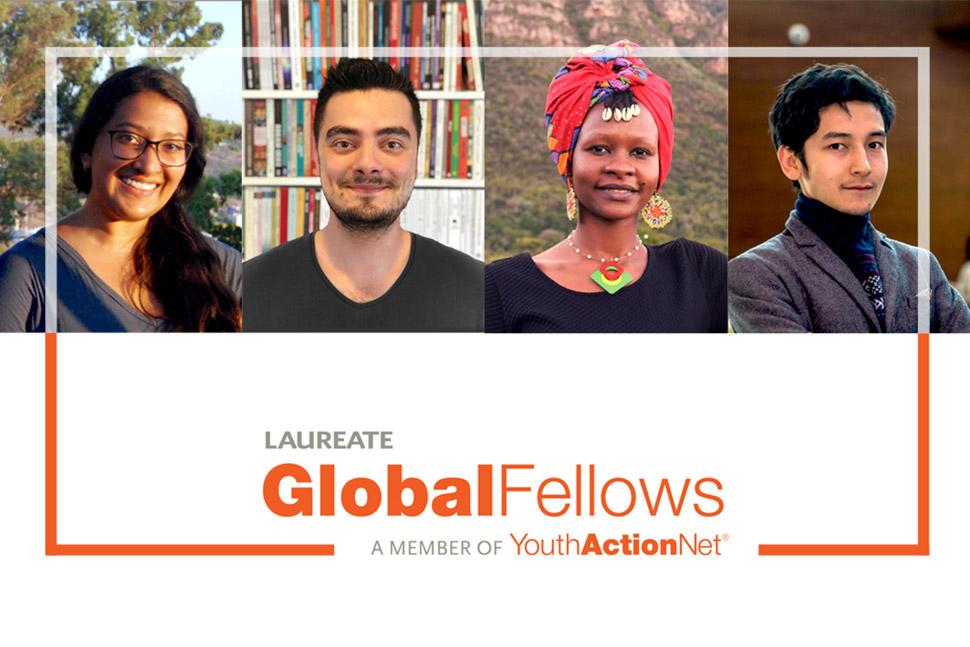2018 Laureate Global Fellow'ları açıklandı!