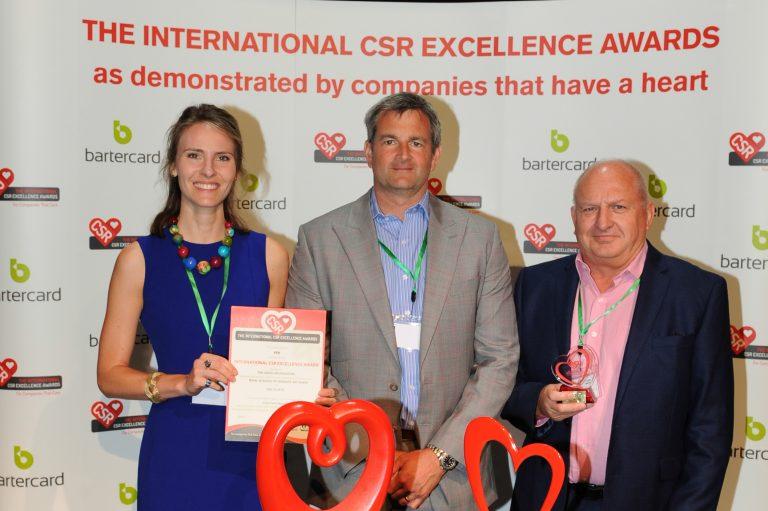 Türkiye'den 4 sosyal sorumluluk projesine uluslararası ödül