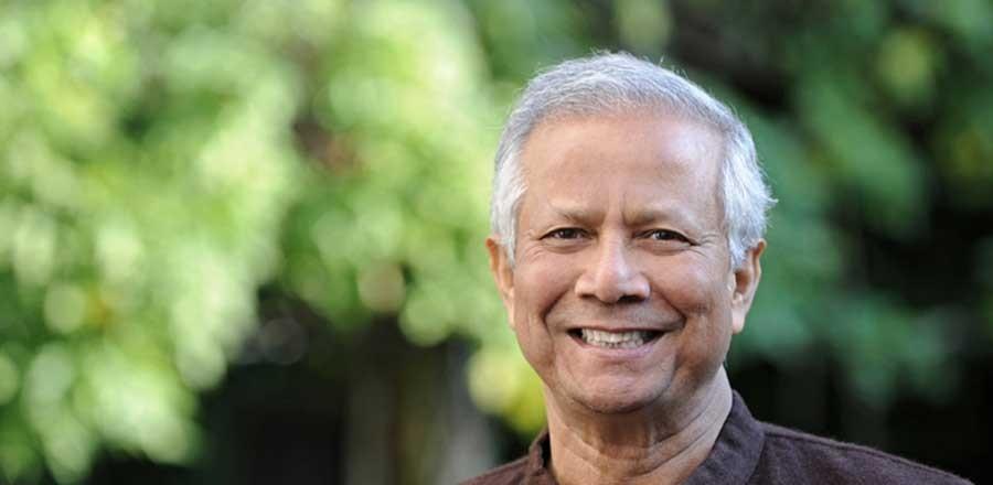 Dikkat çeken sosyal girişimciler- 8: Muhammed Yunus