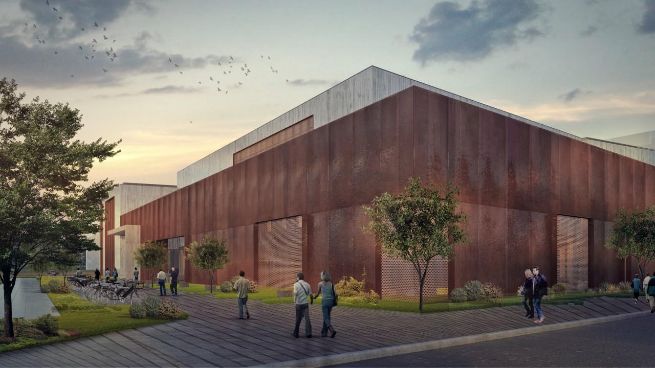 Diyarbakır Halk ve Çocuk Kütüphanesi Projesine Barcelona'dan Ödül