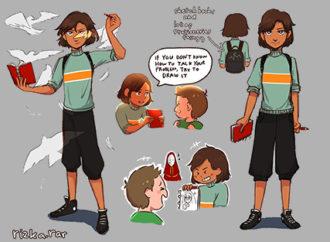 Süper kahraman Cipta okullarda şiddete son verilmesinde UNICEF'e yardımcı olacak