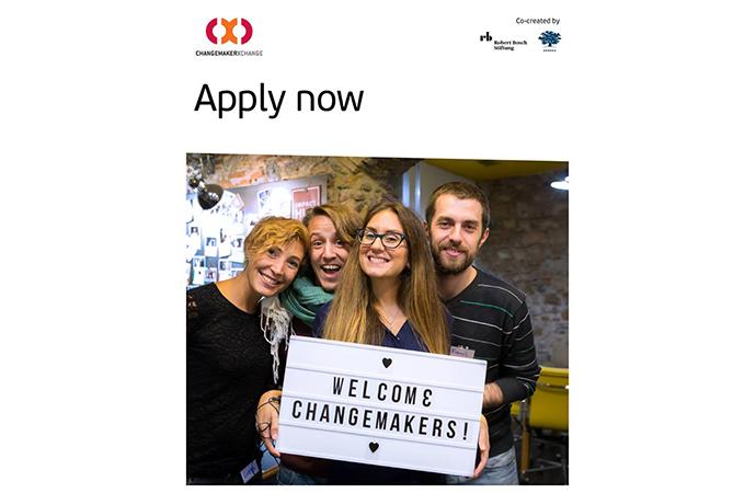 ChangemakerXchange programı sosyal girişimciler için 2019 başvurularını açtı