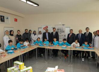 Albaraka Türk'ten Akıllı Gelecek projesi