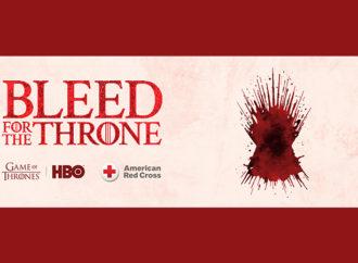 Game of Thrones son sezonu öncesinde izleyicilerini kan bağışlamaya teşvik ediyor