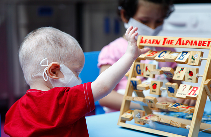 Çocukluk çağı kanserlerinde erken teşhis hayat kurtarıyor