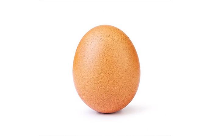 Instagram'da rekor kıran yumurtanın ardındaki sır ortaya çıktı