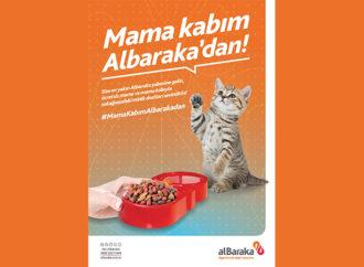 Albaraka Türk'ten sokak kedilerine iyilik hareketi