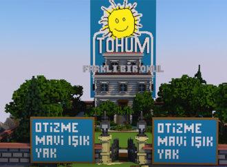 2 Nisan günü tüm dünyada olduğu gibi Türkiye'de de otizm farkındalığı konusunda mavi ışık yakılacak