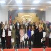 Kadın Girişimci Yönetici Okulu eğitimlerini tamamlayan Vanlı kadınlar sertifikalarını aldı