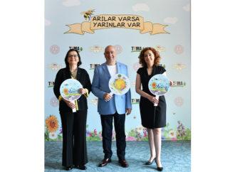 TEMA Vakfı, Balparmak ve Millî Eğitim Bakanlığı'ndan farkındalık projesi