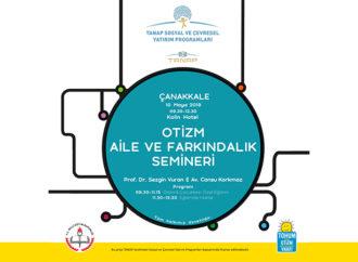 Eğitime Uzanan Yol projesi Çanakkale'de