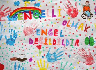 Eğitimde engelli hakları için festival