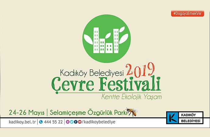 Üçüncü Kadıköy Çevre Festivali başlıyor