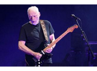 David Gilmour 48 yıllık gitarını iklim değişikliğiyle mücadele için sattı