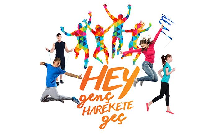 Hey Genç! Harekete Geç! İzmir'de