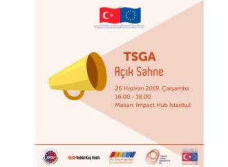 #TSGA Açık Sahne etkinliklerinin ikincisine geri sayım
