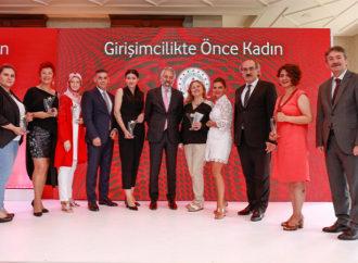 Başarılı girişimci kadınların hayallerine destek