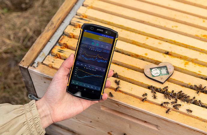 Arıcılığa modern teknoloji