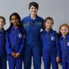 Kız çocuklarına uzay cesareti