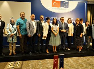 Türkiye Otizm Ağı Güçlendirme Projesi tanıtıldı