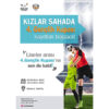 Kızlar Sahada Gençlik Kupası kayıtları açıldı