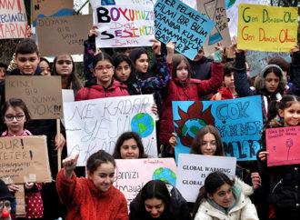 Türkiye 20 Eylül'de İklim Grevi'ne başlıyor
