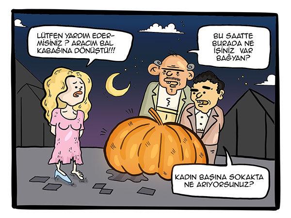 Haftanın Karikatürü-9 Ekim 2019