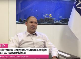 """""""Vodafone İstanbul Maratonu'na 37 bin katılımcı bekliyoruz"""""""