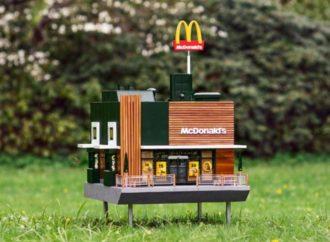 McDonald's'tan arı otelleri