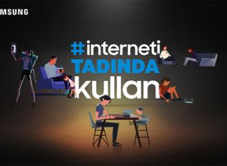 İnternetin sorumlu kullanımı için 'İnterneti Tadında Kullan'