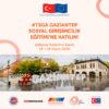 Gaziantep'te sosyal girişimcilik eğitimi