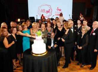Koruncuk Vakfı 40'ıncı yılını kutladı