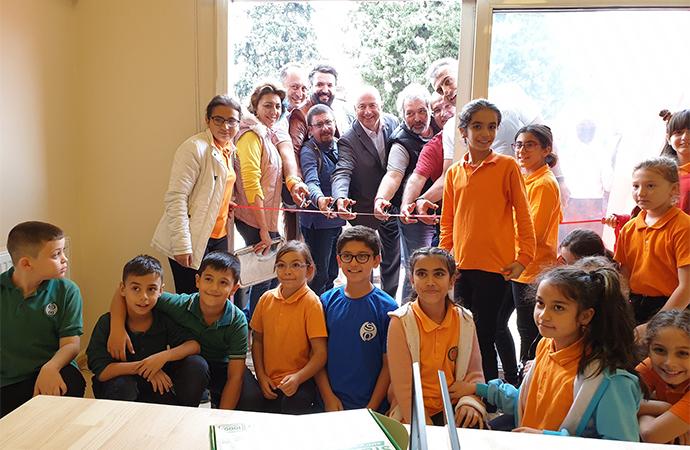 21'inci yüzyılın öğrenme becerileri İzmir Eşrefpaşa'da