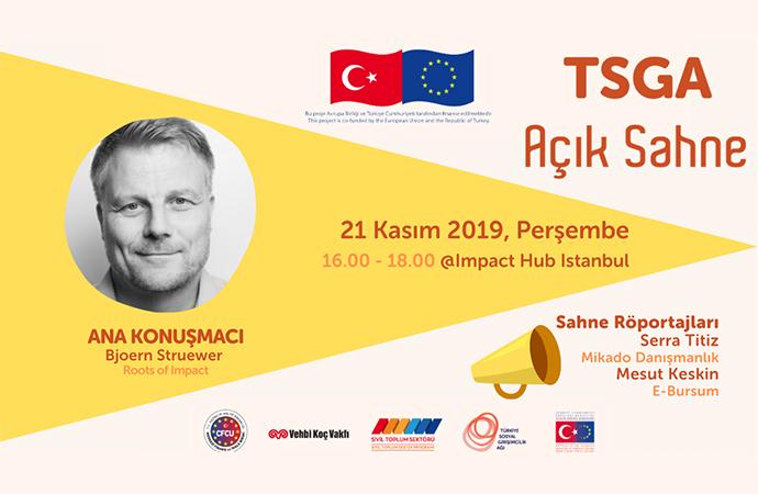 Sosyal Girişimcilik Günü özel etkinliği 21 Kasım'da