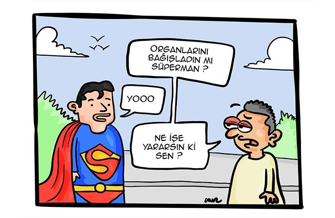 Haftanın Karikatürü-05 Kasım 2019