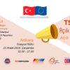 #TSGA Açık Sahne: Açık Tezgah etkinliği İstanbul ve Ankara'da