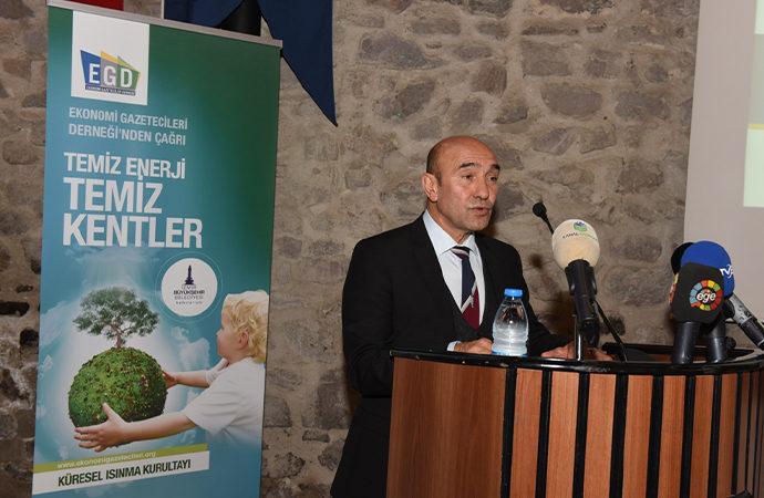 Küresel Isınma Kurultayı İzmir'de yapıldı