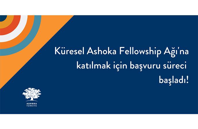 Yeni Ashoka Fellowları aranıyor